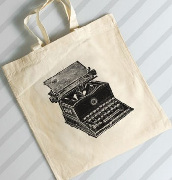 Typewritertote
