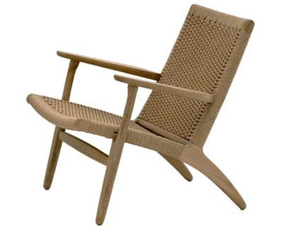 hans wegner 1940s ch 25 armchair retro to go. Black Bedroom Furniture Sets. Home Design Ideas