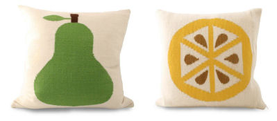 Fruitcushions