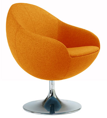 Charming A Modern Design With Its Inspiration In The 1960s U2013 The Comet Chair By  Johanson Design.