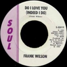 Frank wilson soul