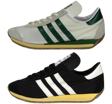old style adidas trainers