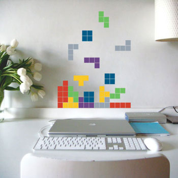 Retro Gaming Wall Decals By Vinyl Design | Retro To Go