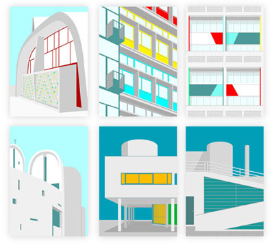Corbusier_cards