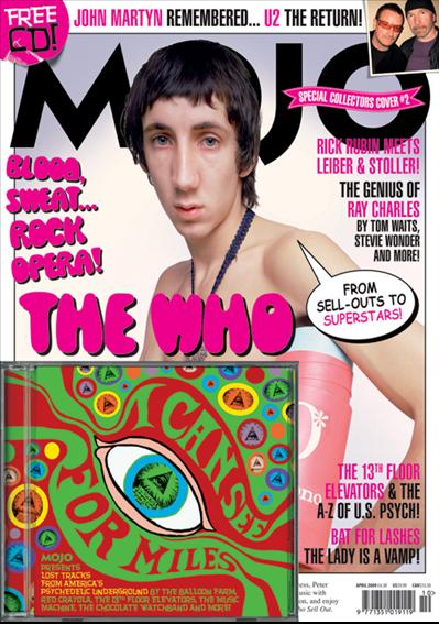 The who on mojo