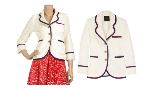 Yachting jacket
