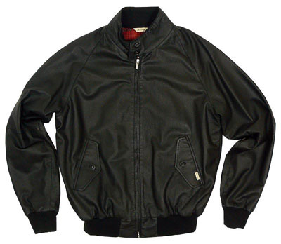 Baracuta_leather