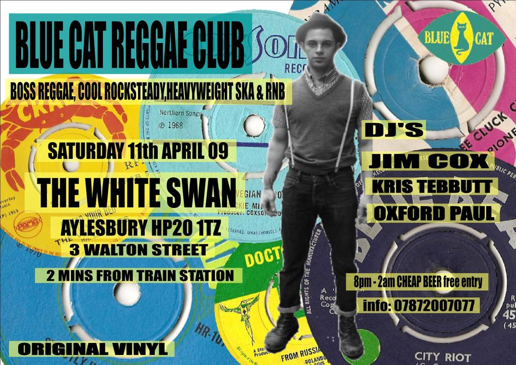 Blue Cat Reggae Club