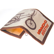 Chopper wallet