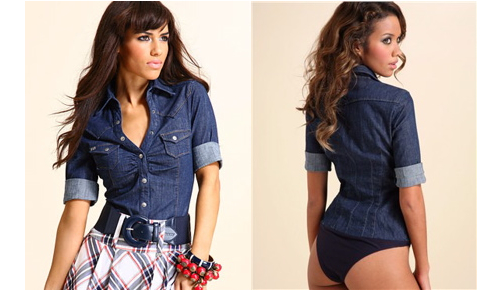 Miss sixty denim body