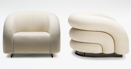 Charmant Armani Casa Baloon Armchair   Art Deco For The Modern Era