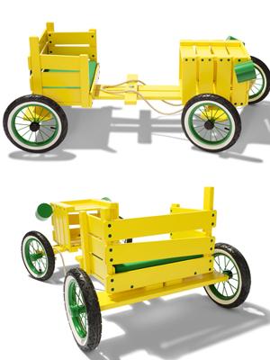 Soapbox cart