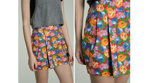 Uo renewal skirt