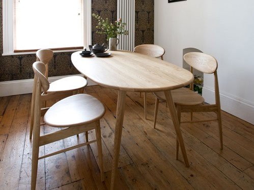 beautiful houses for mid century gems you can find new designs with the same vintage looks - Dining Table Retro