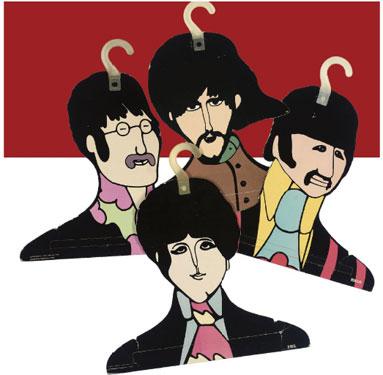 Beatles_hangers