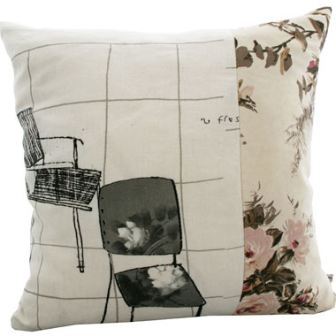 Lisa Stickley cushion
