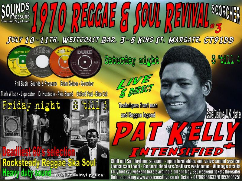 1970 Reggae Soul Weekender