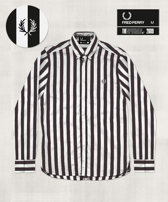 "701e3d8d You might also like. 2 Comments Category: Style. 2 Responses to ""Fred Perry  / The Specials shirt ..."