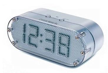 Pin clock