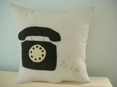 Telephonecushion