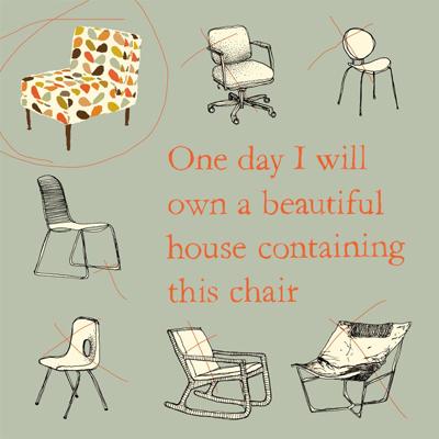 Kerry Lemon chair