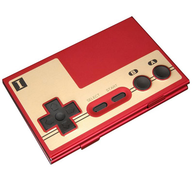NES card holder