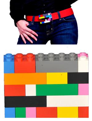 Legobelt