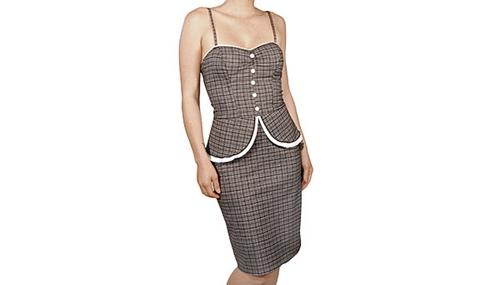 Pucker dress