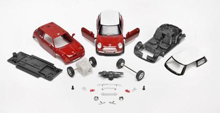 Build a mini cooper