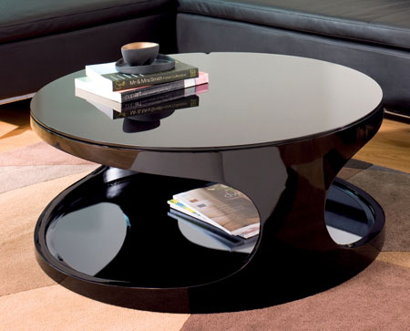 Dwell Coffee Table.Dwell S 70s Style Cutout Coffee Table Retro To Go