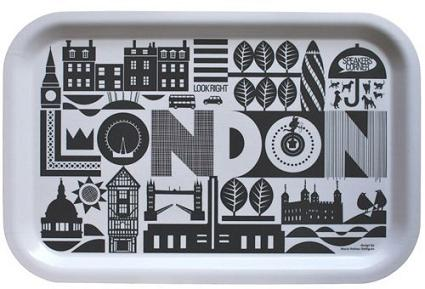 LONDON-TRAY-3L