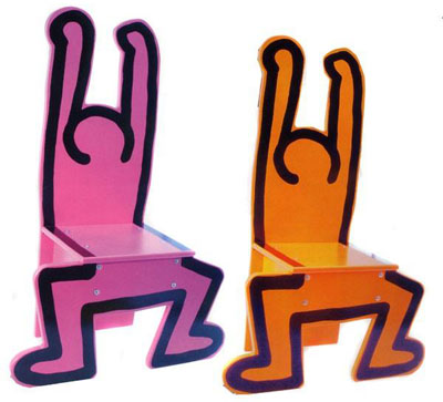 Haring_chairs