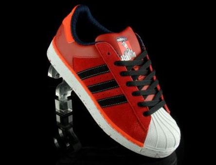 prosperidad ensayo Guardia  Adidas x Redman Superstar II trainers - Retro to Go
