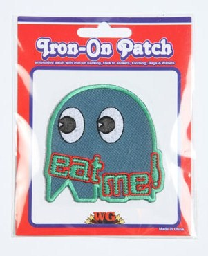 Pac-man patch