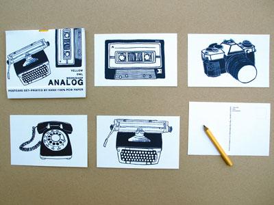 Analoguepostcards