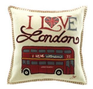 I love London routemaster