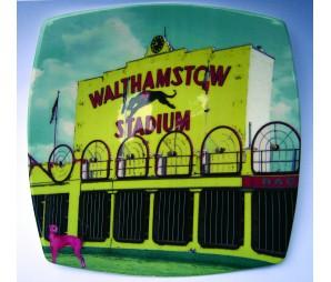 Walthamstow dog track plate