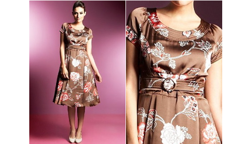 Floral prom 125