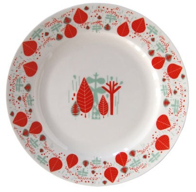 Donna Wilson sprig side plate