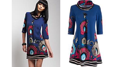 Culture tunic dress