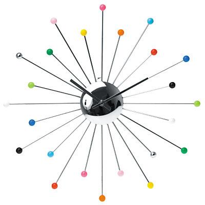 Karlsson spider clock