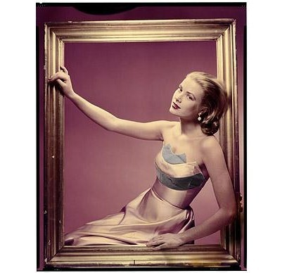 Grace Kelly style icon exhibition