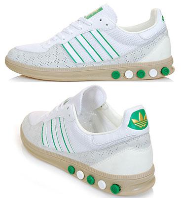 c131d33222f You don t need to be a handball pro to bag a pair of these Adidas Handball  5 Plug trainers