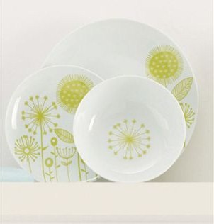 Alpine dinner set