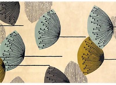 Sanderson dandelion rug
