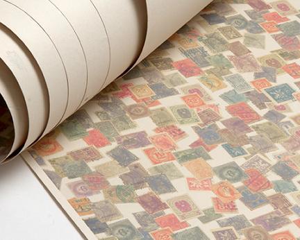 Stamps wallpaper