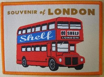 Shelf London badge