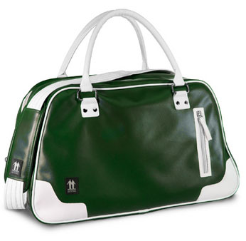 We Ve Featured Plenty Of Vintage Style Sports Bags In The Past But Walk On Water Bowler Bag Offers Something Extra It Even Doubles Up To Look After