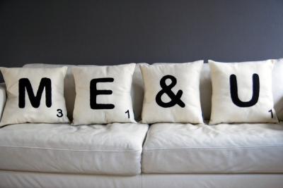 Bespoke-scrabble-piece-cushions