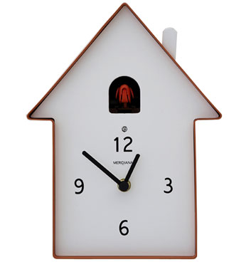 Switched On Set Meridiana Cuckoo Clock By Diamantini Domeniconi